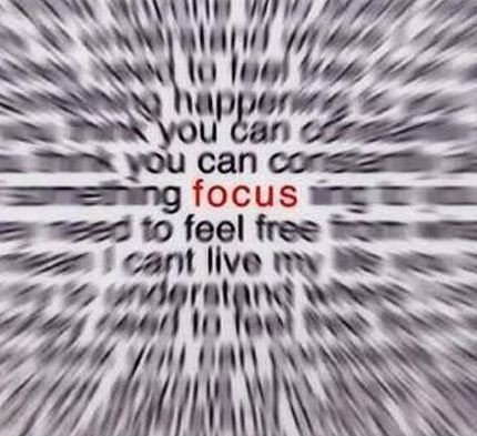 focus is the key to success in hindi