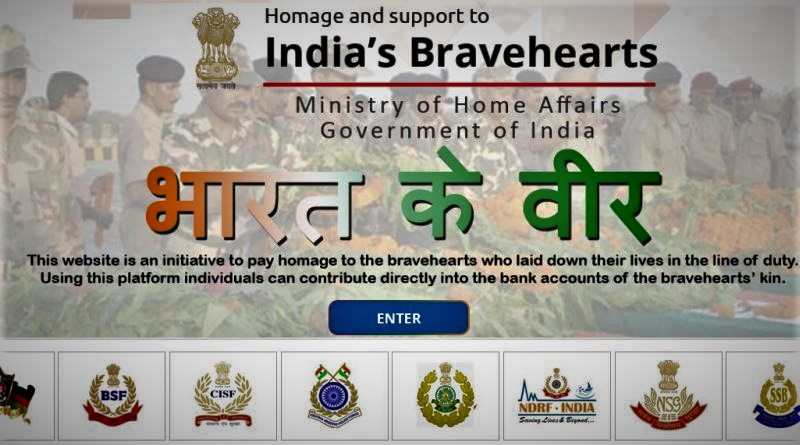 Image result for Bharat ke Veer App
